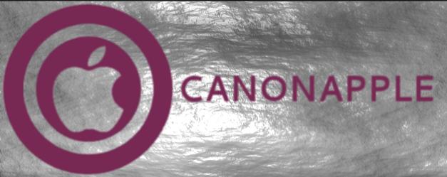 CANONAPPLE